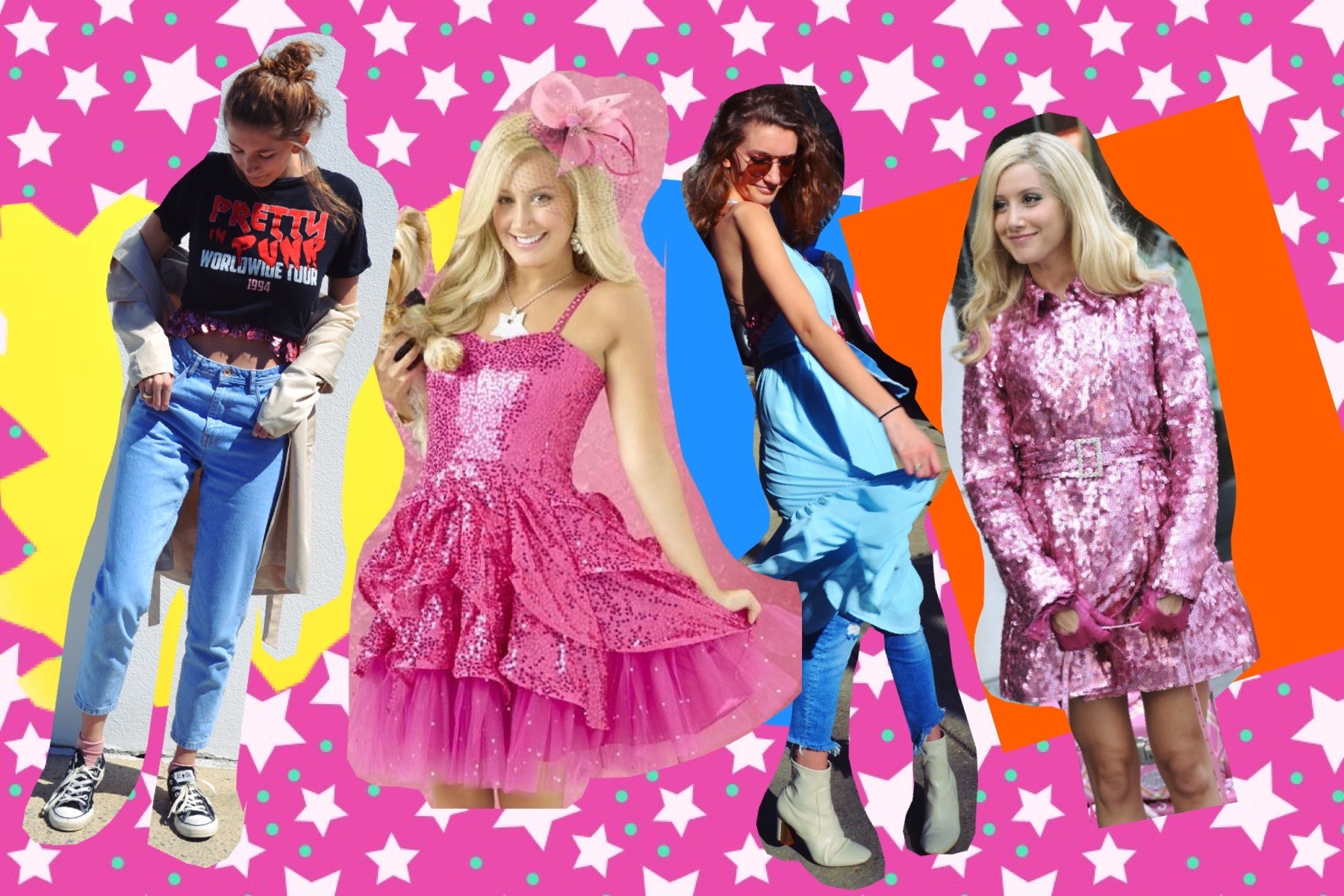 how to look like sharpay evans